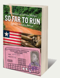 Front cover of So Far to Run - Click to see full cover